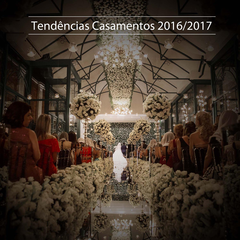 Casamento 2016/2017 Novas Tendências! Fiquem antenadas!