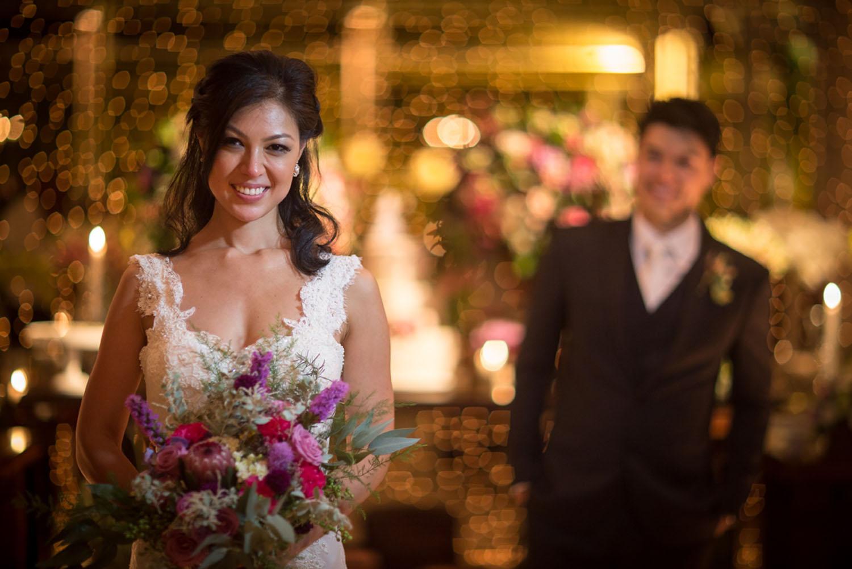 Casamento Encantador: Paula e Luís