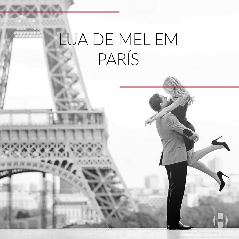 Lua de Mel - Paris