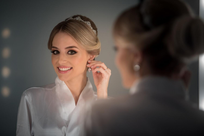 Make-up e Cabelo Para Uma Fotografia Perfeita