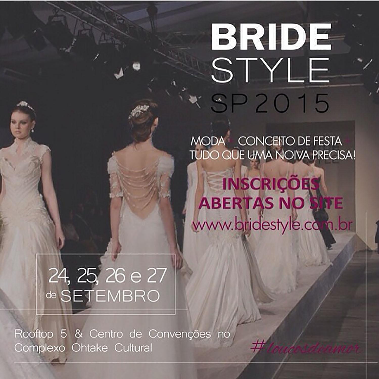 Ricardo Hara participa do Bride Style 2015 - Confira a programação