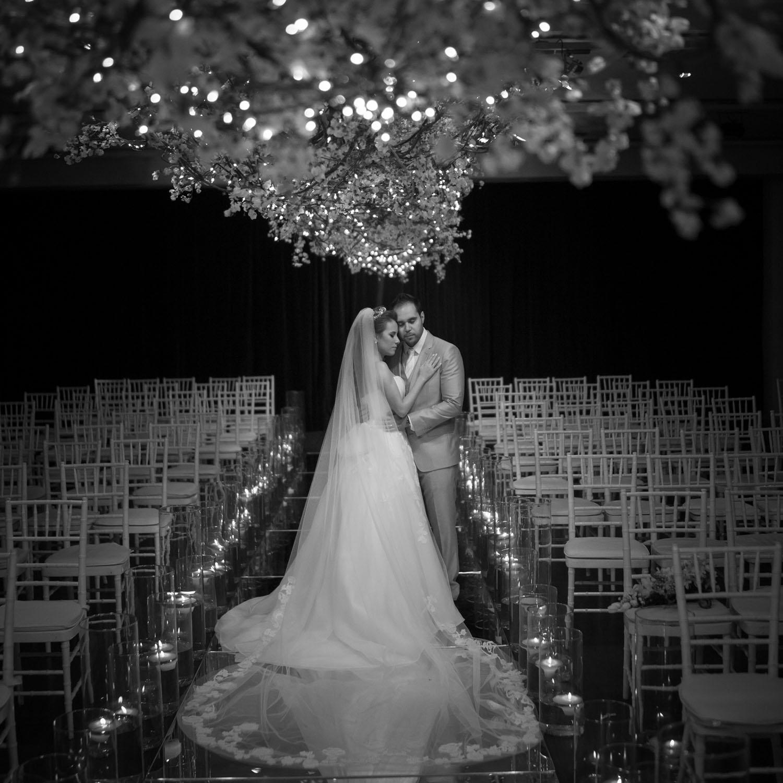 Lindo Casamento Karen e Guaraci - Casa Petra