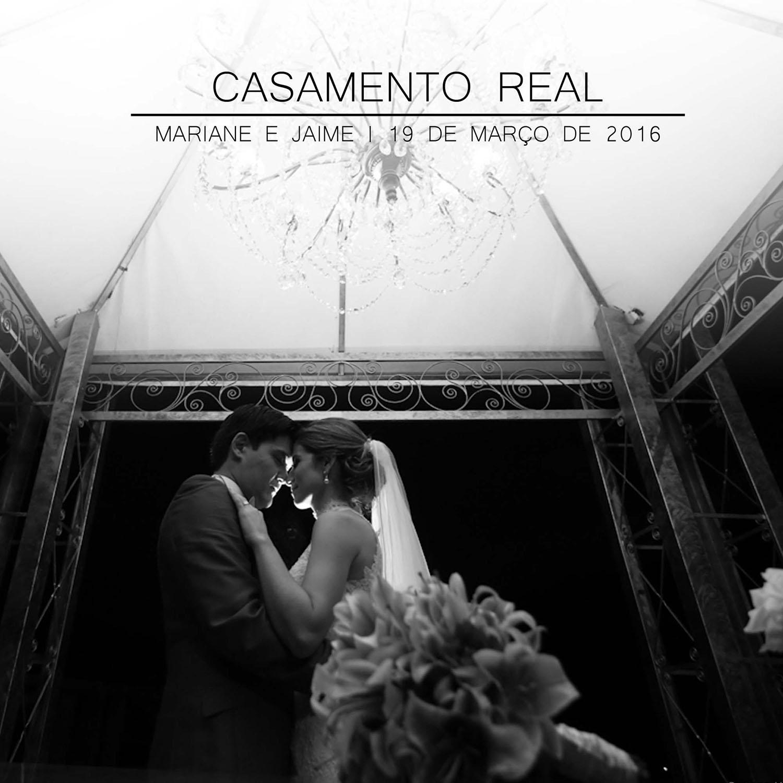Casamento da Semana: Lindo Casal Mariane e Jaime 19.03.16 - Embú das Artes