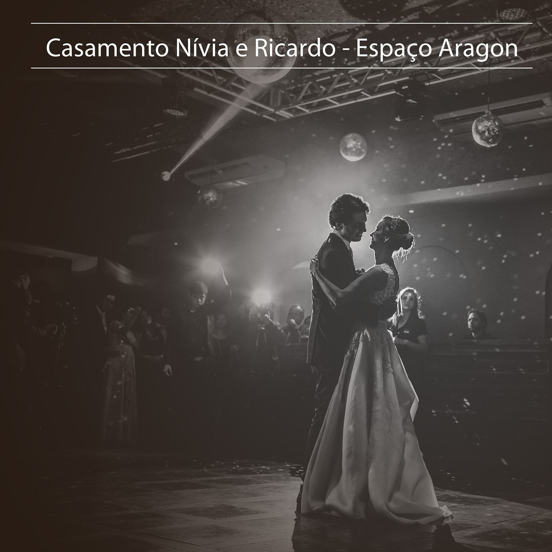Casamento Nivia e Ricardo - Espaço Aragon