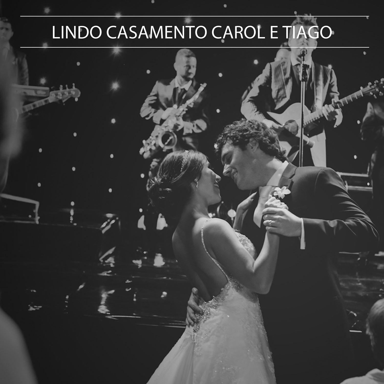 Lindo Casamento Carolina e Tiago - Vila Vérico